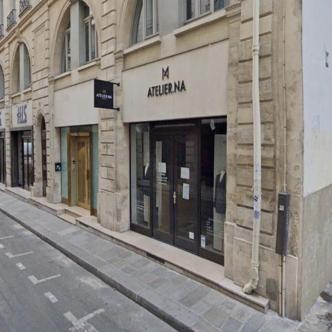 Location Immobilier Professionnel Local commercial Paris (75002)