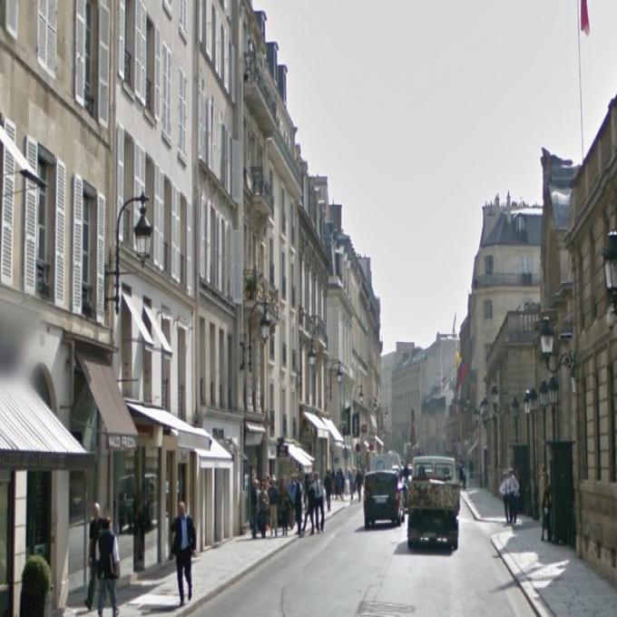 Location Immobilier Professionnel Local commercial Paris (75008)