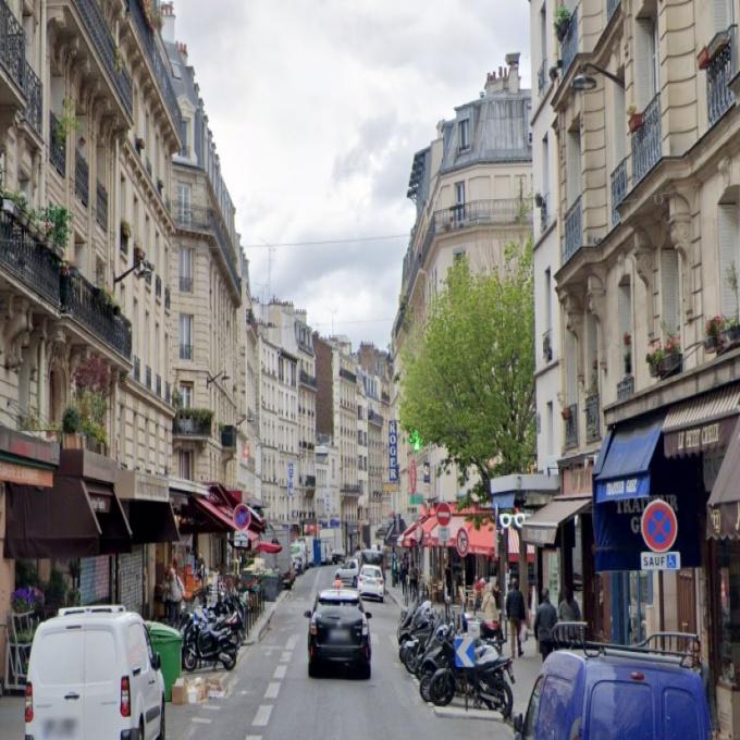 Location Immobilier Professionnel Local commercial Paris (75018)