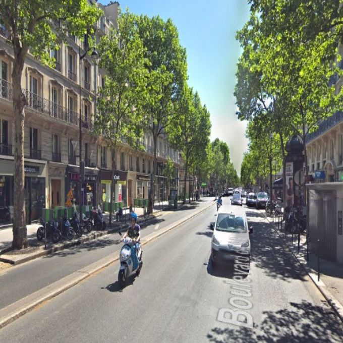 Location Immobilier Professionnel Local commercial Paris (75003)