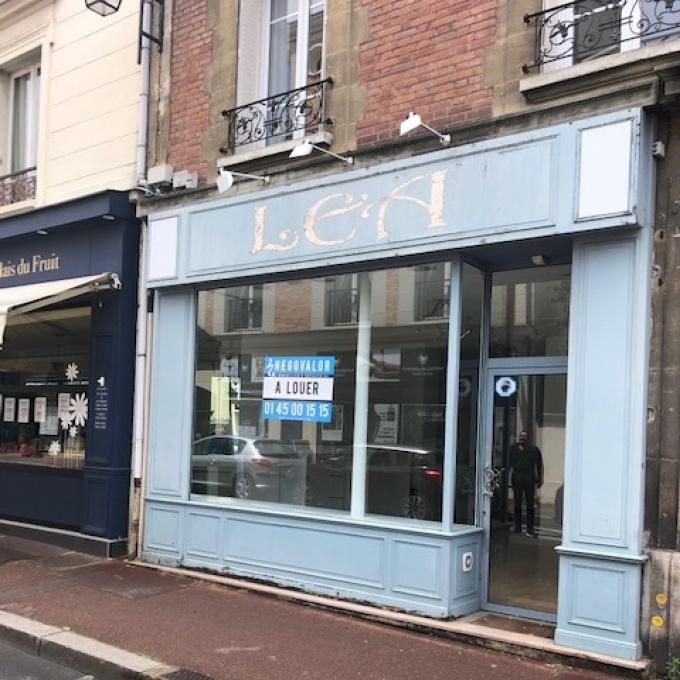Location Immobilier Professionnel Local commercial Le Vésinet (78110)